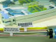 1: Halogenfreie Etiketten als Markierungsfähnchen (B-425)