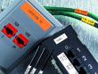 4: Nylongewebe-Etiketten für die Relais und Panelkennzeichnung (B-499)