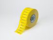6: Nomex Kabelkennzeichnungs-Etiketten (HSNX-800-2-YL)