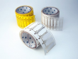 9: Nomex Kabelmarkierungs-Etiketten
