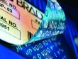2: Fälschungssichere, metallisierte Etiketten, welche beim Ablösen ein VOID-Muster hinterlassen (B-7576)