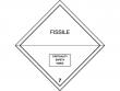19: Gefahrgutschild Klasse 7E - Spaltbare Stoffe