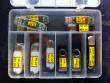 1: Beschriftung von USB-Sticks (wieder ablösbar)