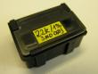 3: Beschriftung eines ESD-Behälter von Licefa