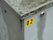 3: Zahlen und Buchstaben (logistische Markierung)
