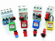 5: Miniatur-Verriegelungssysteme für Schutzschalter