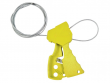 5: Original-Kabelverriegelung (gelb)