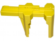 9: Kugelhahn-Absperrung (gelb)