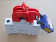 1: Werkzeugfreie Trennschaltersperre