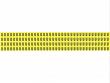7: Serie 3400 : U (Format BxH = 6 x 9 mm)